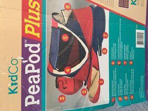 Pea Pod Plus infant pop-up New Price!!!