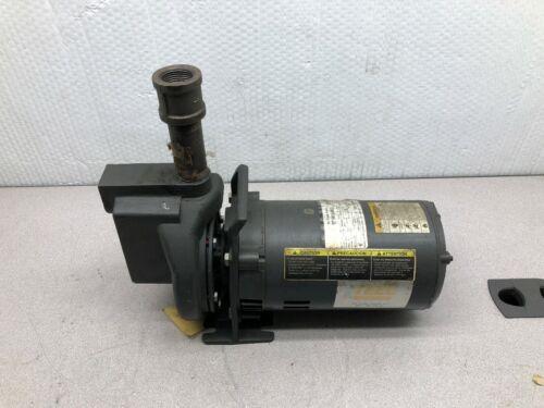 USED TEEL 1/3 HP 115/230 VAC 1 PH JET PUMP 9K648B