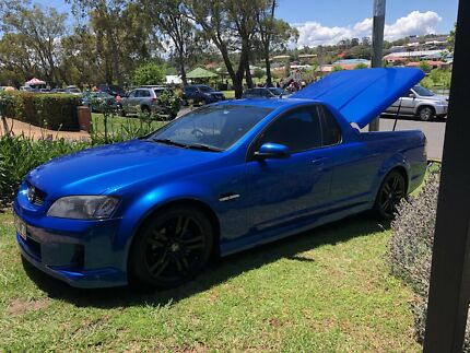 2009 Holden Commodore Ute