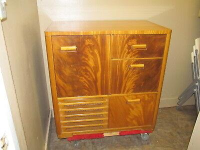 Vintage Deco Philco 49-1278 TV Set Radio Phonograph GORGEOUS 1 OWNER,