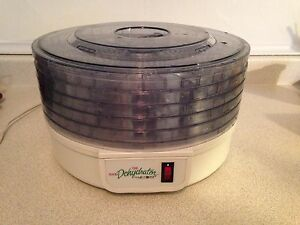 Food Dehydrator By Mr Coffee, Like New