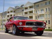 1968 FORD MUSTANG RHD - Restored 302 Sydney with Full REGO Concord Canada Bay Area Preview