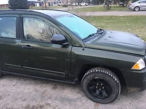 2008 Jeep Compass Part Out
