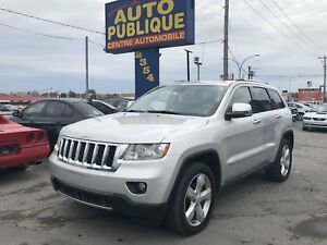 Jeep Grand Cherokee 2012 OVERLAND - FULLY LOADED