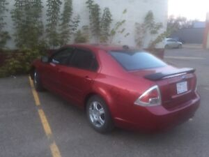Selling my Ford Fusion 2006 as pats - 196,000 km