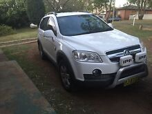Holden captive 2007 turbo dielse Muswellbrook Muswellbrook Area Preview
