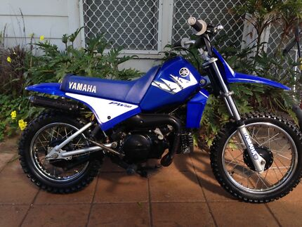 Yamaha PW80 Woodville West Charles Sturt Area Preview