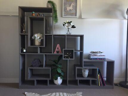 Amart 16 Cube Unit Bookcase   Bookcases & Shelves   Gumtree ...