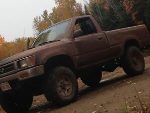 Looking for a 4 to 6 inch lift for 1989 to 1995 toyota pickup