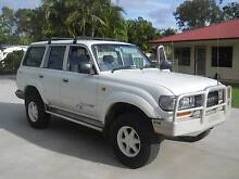 1993 Toyota LandCruiser Wagon LPG . Helensvale Gold Coast North Preview
