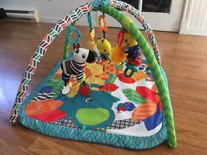 Baby Play Mat multiple hanging toys