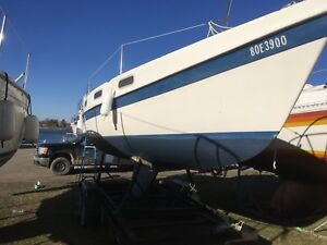 Tanzer 7.5. Great boat, better deal!