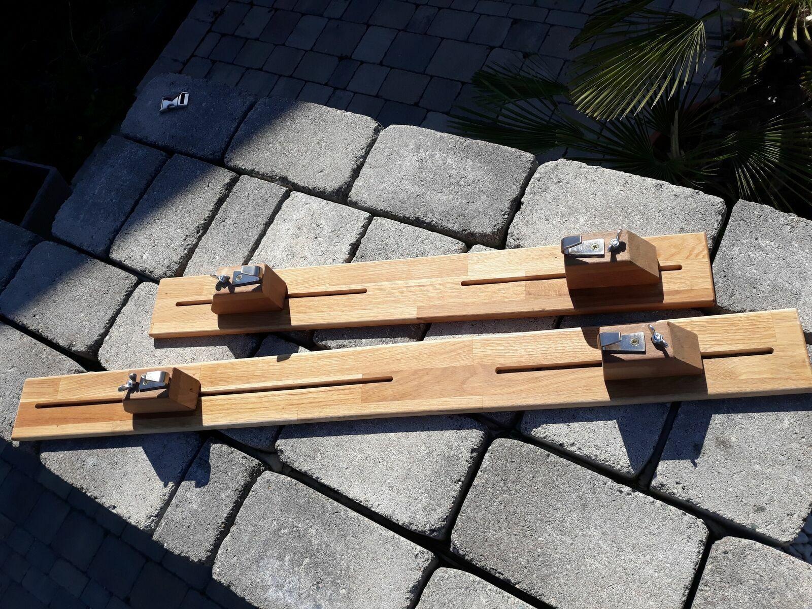 Paracord Jig Knüpfbrett Knüpfhilfe aus Holz - induviduell gestalten