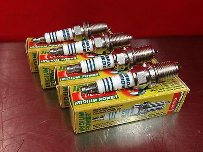 Denso Iridium Spark Plugs 5303 IK16 Heat Range #5 (Set of 4) Denso Spark Plug Heat Range