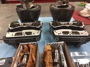S&S Heads , Cylinders , tappets and Cams