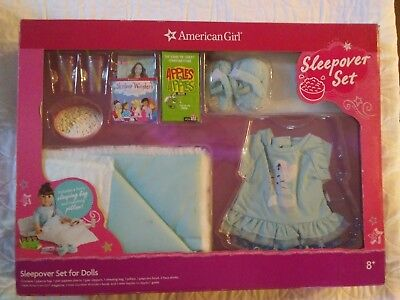 Girls Sleepover Set - AMERICAN GIRL 18