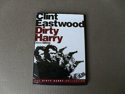 Dirty Harry (DVD-1971/2008), Deluxe Edition), Brand New, Factory Sealed