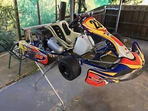 GP Monaco Go Kart Avondale Heights Moonee Valley Preview