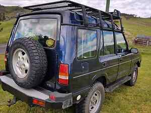 1998 LPG LANDROVER Auto Lithgow Lithgow Area Preview