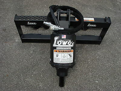 Bobcat Skid Steer Attachment - New Lowe Bp210 Hex Auger Drive Unit - Ship 199