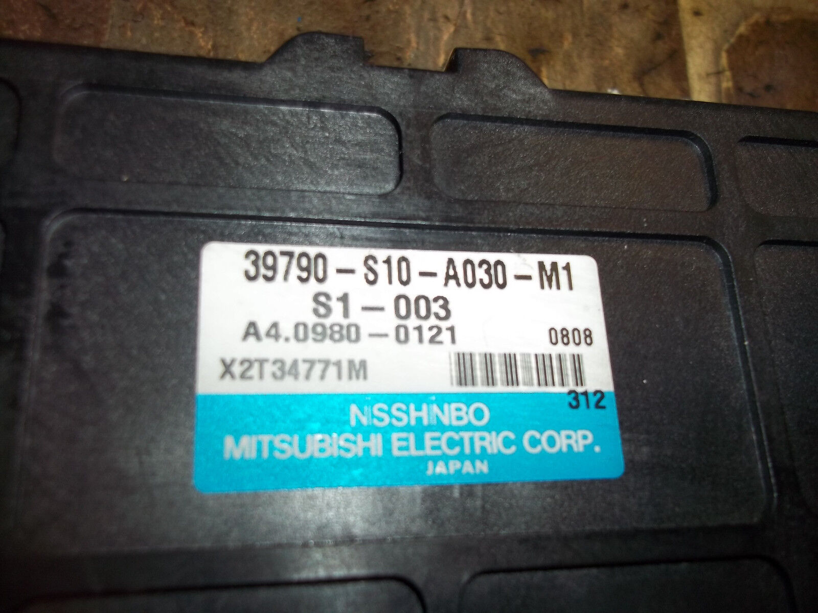 Used 2003 Honda Cr V Computers Chips Cruise Control And Related Blower Motor Resistor 1997 2001 Crv Chassis Ecm Abs Computer Rh Kick Panel