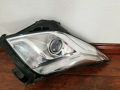 2013 2014 2015 2016 2017 Cadillac XTS Headlight Driver Left side HID LED NON-AFS