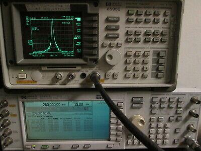 Hp E4432b Eg-d Digital Rf Signal Generator 3 Ghz Tested 1e5h99un5un8und201