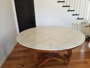Marble Dining Table In Perth Region Wa Tables Gumtree Australia Free Local Clifieds