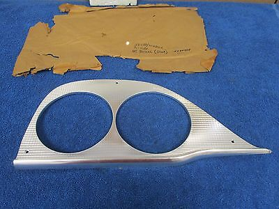 1958 CHRYSLER WINDSOR RH HEADLIGHT BEZEL DOOR NOS 415