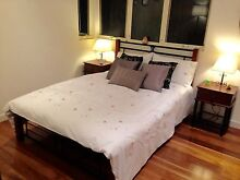 Double Bed room suit, timber solid, 9 pieces Brighton Bayside Area Preview