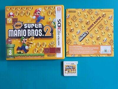 NINTENDO 3DS : new super mario bros 2