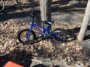 Vélo 16 po à vendre