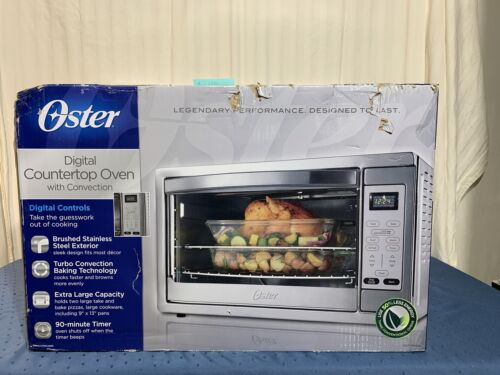 New Oster Extra Large Digital Countertop Convection Oven, St