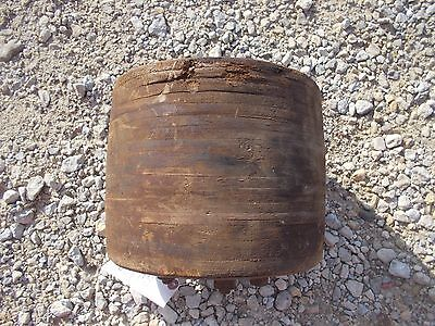 Farmall H Hv 300 350 Sh Tractor Ihc Paper Belt Pulley 9 12 X 7 34 To Use