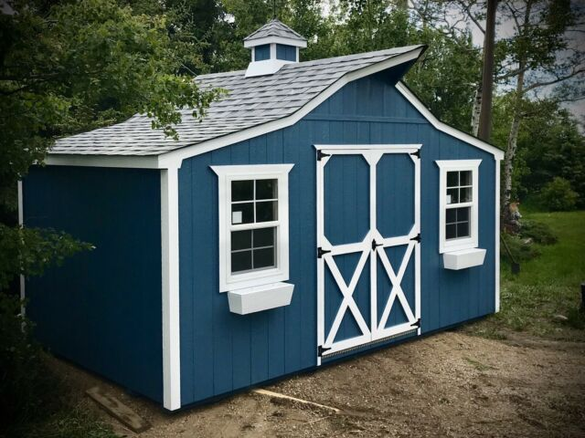 Sheds - Garages - Mini-Barns - Storage Sheds | Outdoor ...