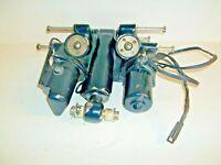 398424,434803 Hydraulic 3 Ram Trim Assy. Off 90 Evinrude 70hp Model E70TLESB O/B