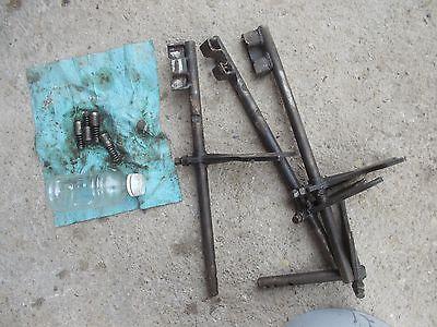 Oliver 70 Rowcrop Tractor Transmission Shifter Forks Rod Rods Rails Fork