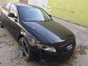 2010 Audi A4 3.2 Quattro