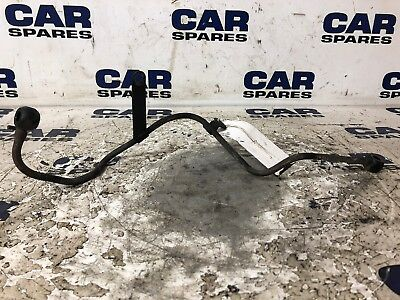 2004 Toyota Corolla 2.0 D4D Turbo Oil Feed Pipe ( BLOCK TO TURBO)