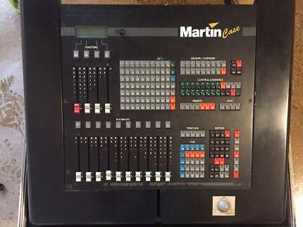 Martin lighting console & Yamaha LS932 32 channel Digital Mixing Console | DJ Gear \u0026 Lighting ...
