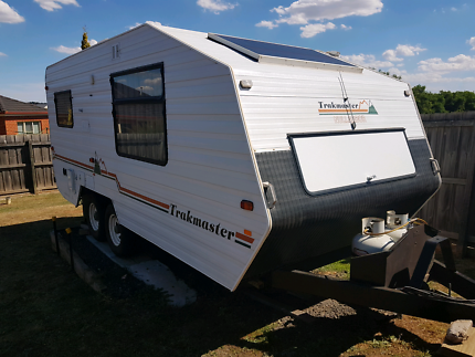 Trackmaster Caravan Warragul Baw Baw Area Preview