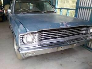 1968 Chrysler Valiant Sedan VE Austinville Gold Coast South Preview