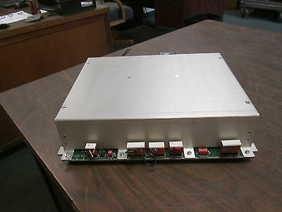Trane Chiller Module X13650477-05 Rev E Used