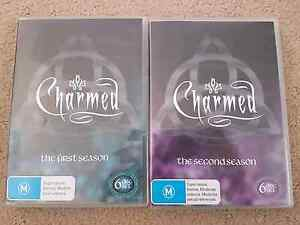 Charmed season 1 & 2 Tamborine Ipswich South Preview