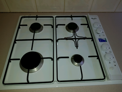 Whirlpool oven and stove