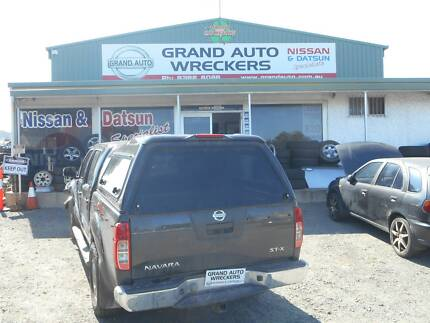 NAVARA D40 WRECKING CANAPY ..GRAND AUTO WRECKERS ...Nissan parts Lonsdale Morphett Vale Area Preview