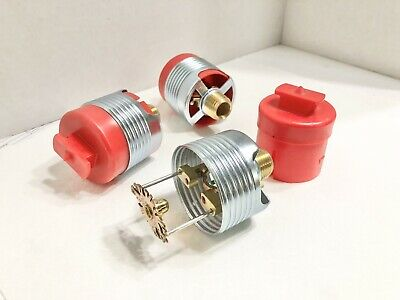 3viking Vk494 Residential Concealed 3mm Glass Bulb Pendent K4.9 Fire Sprinkler