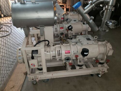 2015 TAIKO KIKAI VACUUM PUMP MODEL MDP-680P 20 HP