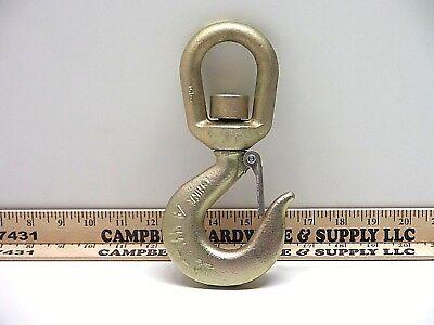 3 Ton Alloy Swivel Hoist Hook