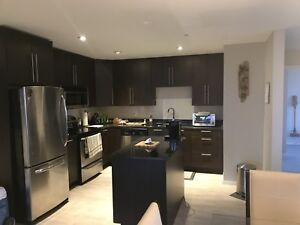 Large furnished condo for month to month rental